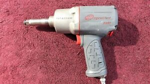 """INGERSOLL-RAND *NEAR MINT* 1/2"""" DRIVE 2235TI MAX-2 EXTENDED SHANK IMPACT WRENCH!"""