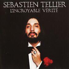 SEBASTIEN TELLIER - L'INCROYABLE VERITE - 11 track & 41 min CD Good / Used cond