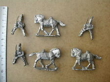 FRENCH NAPOLEONIC CARABINIERS CAVALRY WARGAMES FOUNDRY MINIATURES /G53