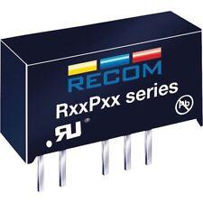 RECOM 10014084 r24p12s 1 W DC/DC Converter 24 V en 12 V Out