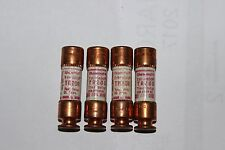 GOULD SHAWMUT Time Delay Fuse TR20R 20 AMPS 250V VOLTS LOT OF (4)