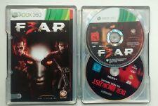 F3ar | Fear 3 | Steelbook | + film | XBOX 360 | usato in scatola originale con istruzioni