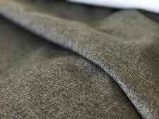Grey textured upholstery fabric upholstery caravan sofa etc