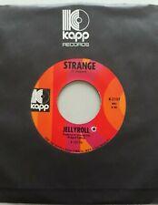JELLYROLL ~ STRANGE / HELP ME OVER ~ ORIGINAL 45rpm ~ 1970 Psych...MINT-