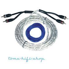 HIFONICS HF5RCA Cinchkabel 5m 3-fach geschirmt 5 Meter Verstärker-Audio-Cinch