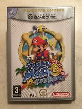 Nintendo Gamecube Super Mario Sunshine For PAL System Only