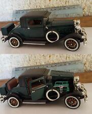 Coche miniatura Hudson 1930 escala 1/32  modelismo dioramas