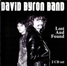 David Byron Band ‎– Lost And Found   2 CD