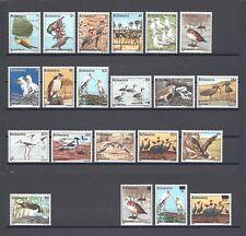 BOTSWANA 1982-87 SG 515/32, 612/14 MNH Cat £56
