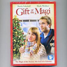 Gift of the Magi Hallmark family Christmas TV movie, new DVD Sokoloff Mark Weber