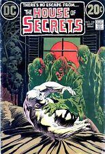 The House of Secrets #100 (Sept '72) Super Berni Wrightson Cover!!! NO RESERVE!!
