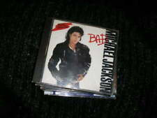 CD Pop Michael Jackson Bad EPIC JAPAN PRESS
