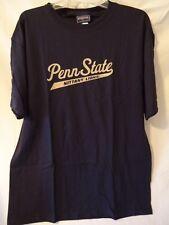 JANSPORT Penn State College T Shirt Nittany Lions Logo Navy Mens Large