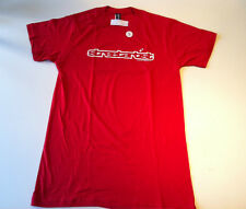 STREET ARTIST URETHANE INLINE SKATE TEE SHIRT, RED, SMALL, NEW