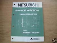 Verdrahtungsanleitung Mitsubishi Space Wagon, 1985