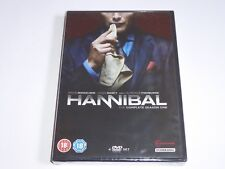 Hannibal - The Complete First Season 1 - NEW / SEALED UK DVD SET 1st Series One