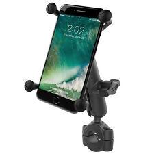 "Ram Torque Mount W/X-Grip Complete Kit 3/4""-1"" Handblebar Rail Apple Iphone 7"