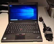 ThinkPad X230 [ 8GB RAM   250GB SSD   i5 3320M   Windows 10 Pro ]