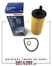 GENUINE BOSCH OIL FILTER FOR BMW F026407123 / P7123 *FAST & FREE DELIVERY*