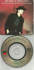PETER SCHILLING Different Story INSTRUMENTAL & Single Version MINI 3 INCH CD CD3