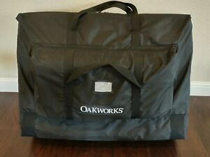Oakworks Pro Massage Table PACKAGE + Boiance Layer + Sheet & Face Cushion Cover