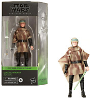 Luke Skywalker – Star Wars The Black Series 6-Inch Action Figure [Endor]
