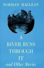 A River Runs Through It, and Other Stories by Maclean, Norman