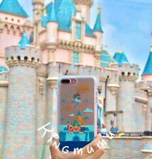 Disneyland OtterBox Sleeping Beauty Castle iPhone 7 and 8 Cell Phone Case