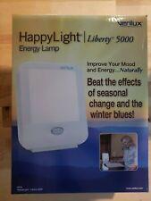 New Happy Light Verilux Liberty 5000 Energy Lamp VT10