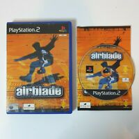 Airblade PS2 Sony Playstation 2 Game with manual and free uk postage