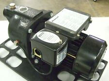 Mastercraft 1/2hp Cast Iron Jet Pump 312222 Shallow Well Water 115V 230V