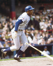 BILLY WILLIAMS 1970 CHICAGO CUBS 8X10 PHOTO