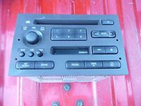 2000-2004 Saab 9-5 OEM Radio Stereo Unit CD/AM/FM/Tape Player Part # 5374640
