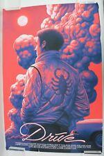 BORIS PELCER Drive Ryan Gosling SDCC Version I Mondo Print Movie Poster 225/248
