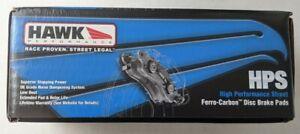 Hawk HB370F.559 HPS High Performance Street Brake Pads [Rear Set]