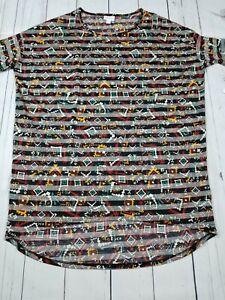 LuLaRoe Irma Tunic Top/Shirt NWT *You Choose* (Combined Shipping) XXS to 3XL