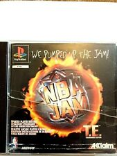 Playstation One game  NBA JAM
