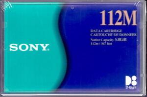 SONY Hi8 VIDEO8 D8 Digital8 66min CAMCORDER CASSETTE NEU, OVP