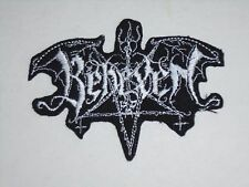 BEHEXEN BLACK METAL IRON ON EMBROIDERED PATCH