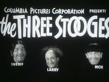"""35mm Short Subject """"SPOOKS"""" with THREE STOOGES (this is the Right Side of 3-D)"""