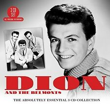 Absolutely Essential - 3 DISC SET - Dion & The Belmonts (2015, CD NEUF)