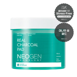 NEOGEN Real Charcoal Pad 60Pads / 150ml