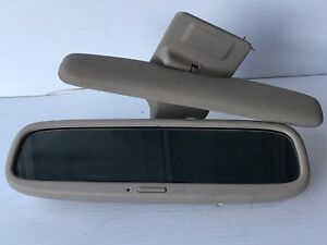 2002 Lexus GS300 Auto Dimming Comp Rear View Mirror 014718 OEM
