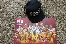 Cleveland Cavaliers 2016 NBA Locker Room Championship Adidas Hat NEW with BONUS!