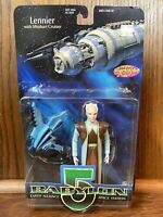 Lennier Vintage Babylon 5 Action Figure New 1997 N2Toys 90s TV Television Show