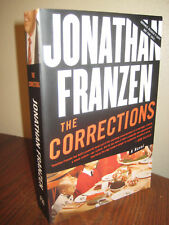 1st Edition THE CORRECTIONS Jonathan ARC Advance Proof NATIONAL BOOK AWARD First