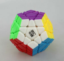 Hot YJ Yuhu Megmainx Stickerless Magic cube YongJun Moyu Megaminx stickerless