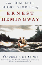 ERNEST HEMINGWAY THE COMPLETE SHORT STORIES FINCA VIGIA EDITION