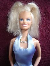 Barbie Doll Toy Spice Girls Emma Blonde Baby Necklace 1998 Original Outfit Shoes