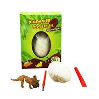 Dinosaur Egg Excavation Kit - Archaeology Dig Up History Skeleton Fun Kid Toys